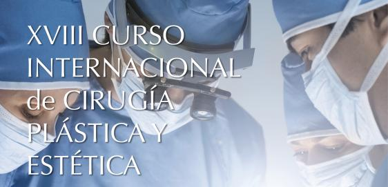 XVIII International Course on Plastic and Aesthetic Surgery