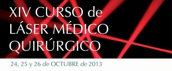 XIV Curs de Làser Mèdic Quirúrgic