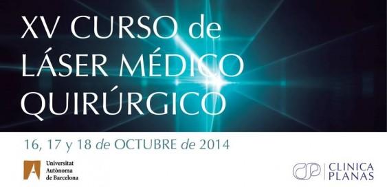 XV Curs de Làser Mèdic Quirúrgic