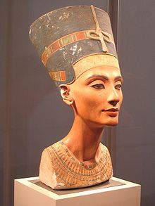 Estatua de Nefertiti