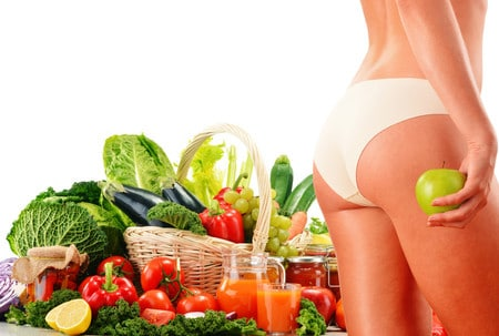 Tratar celulitis con la alimentacion