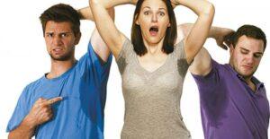 la hiperhidrosis