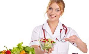 La nutricion en el linfedema
