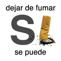 He dejado a fumar que se ha cambiado