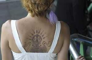 Consideraciones sobre los tatuajes