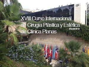 XVIII Curso Internacional de Cirugía Plástica