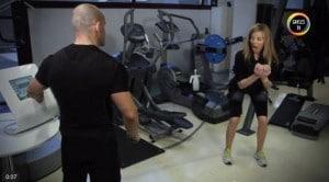 medicina estética con el XBody en el medical gym