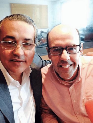 Dr. Jorge Planas y Jordi Basté