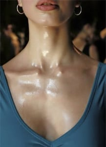 hiperhidrosis, sudoración excesiva