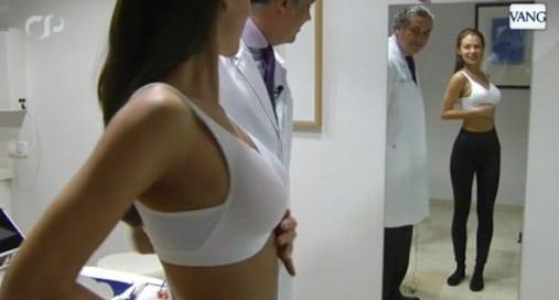 aumento de pecho|Cómo aumentar el volumen de las mamas