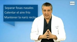 efectos de la cocaína en el tabique nasal