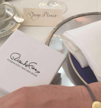 fundación ricardo fisas y Jorge Planas