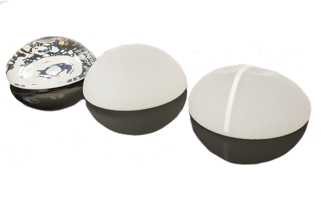 protesis mamarias silicona