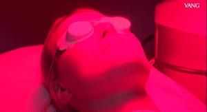 bio-estimulación lumínica para prevenir las sesiones de sol en la playa