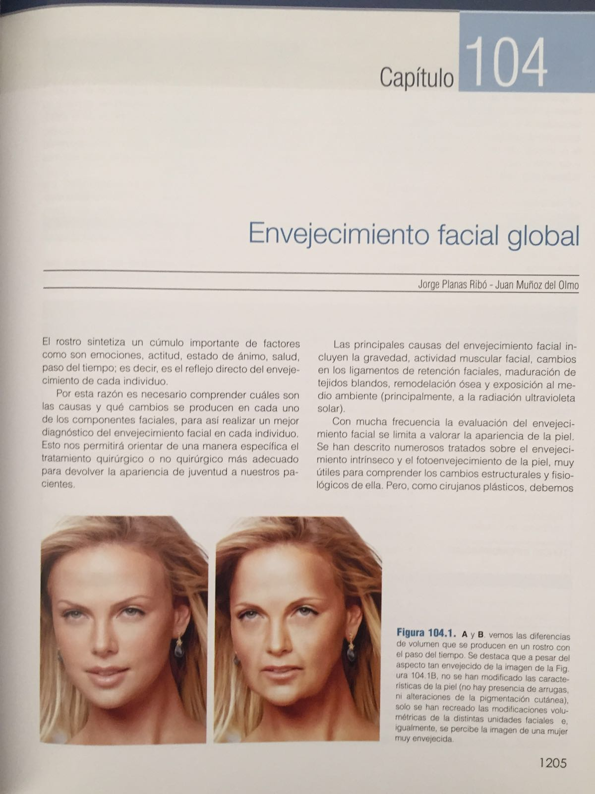 capítulo envejecimiento facial global, coiffman-1