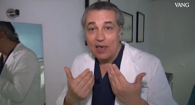 cirugía de los pómulos