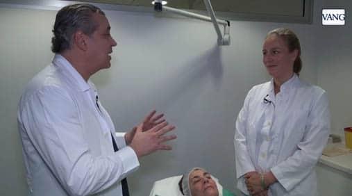 cirugía estética-peeling químico