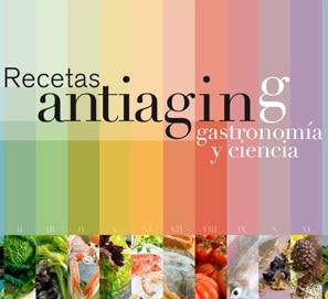 gastronomía y ciencia antiaging