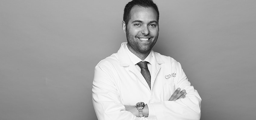 Dr Maged Haj Younes Clinica Planas Barcelona Madrid