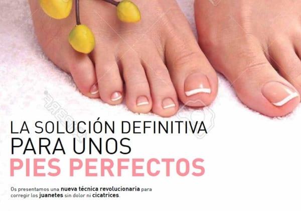 La solución definitiva para unos pies perfectos