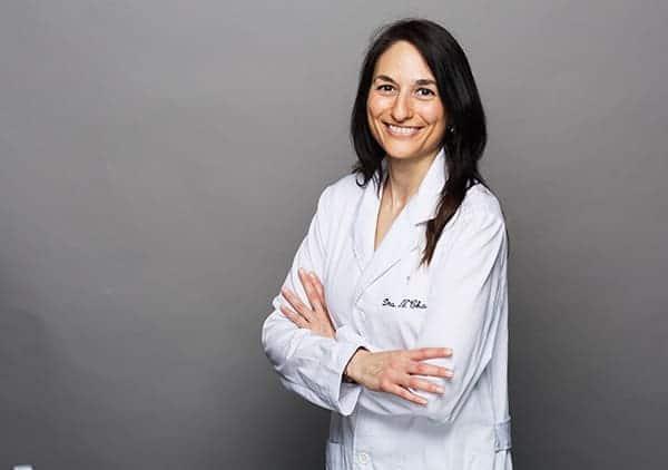Dra. Nadia Chahri i Vizcarro