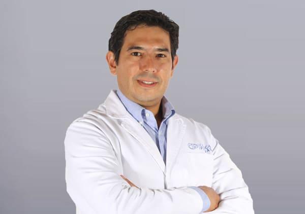 Dr.  Jorge Luis Zegarra